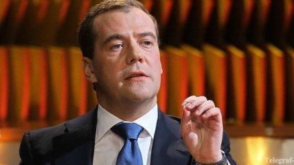 Американцы шпионили за Медведевым