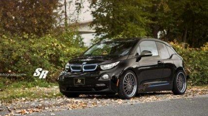 Классный тюнинг BMW i3