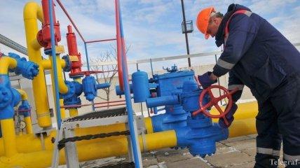 Украина поставила двухгодичный рекорд по отбору газа из хранилищ