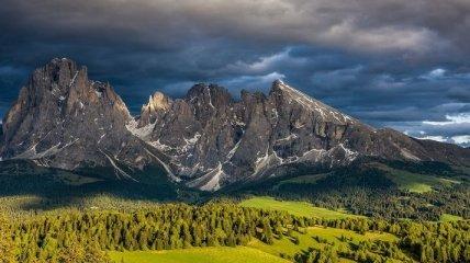 В Альпах обнаружена интересная находка