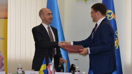 В Мариуполе подписали Меморандум о сотрудничестве с USAID