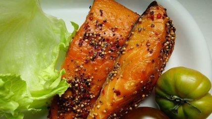 Врачи объяснили, зачем мужчинам желательно часто есть жирную рыбу