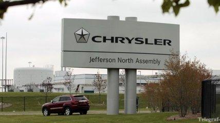 Автоконцерн Chrysler отзывает 2,7 млн внедорожников