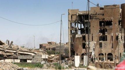 От ИГИЛ освободили еще один район Мосула