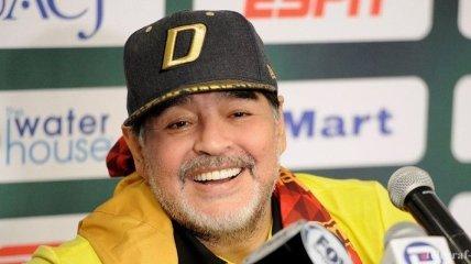 Мексиканский Дорадос потерял Марадону