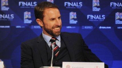 Тренер сборной Англии награжден орденом Британской империи