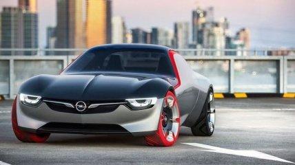 Opel заинтриговал автолюбителей новой неизвестной моделью