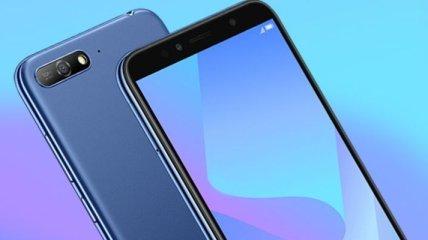 Эксперты рассекретили характеристику Huawei Y6
