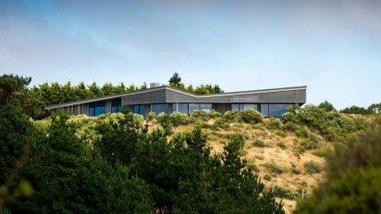 Домик в Новой Зеландии: пример современной архитектуры