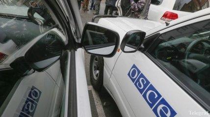 """ОБСЕ зафиксировала 7 нарушений режима """"тишины"""" в Луганской области"""