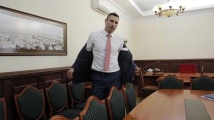 Виталий Кличко устроил прием для дипломатов