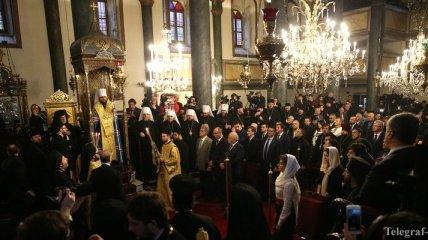 Грузинская церковь готовит заявление после прочтения текста Томоса для ПЦУ