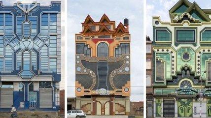 Изумительные дома, которые перевернут ваше сознание (Фото)