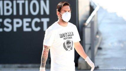 Лионель Месси пожертвовал € 500 тысяч на борьбу с коронавирусом