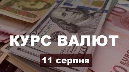 Долар і євро продовжують падіння: курс валют в Україні на 11 серпня