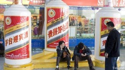 Производитель самой дорогой водки в Китае оштрафован на $71,5 млн