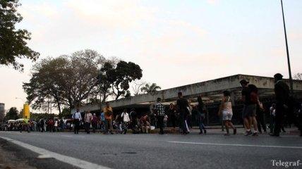 Нет света, воды и телефонной связи: Каракас столкнулся с серьезными проблемами