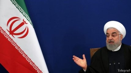Рухани о возможной войне с США: Трамп хочет добиться успехов на выборах
