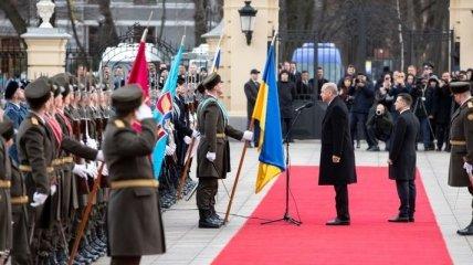 """""""Слава Украине"""": Эрдоган ярко приветствовал украинских военных в Киеве"""