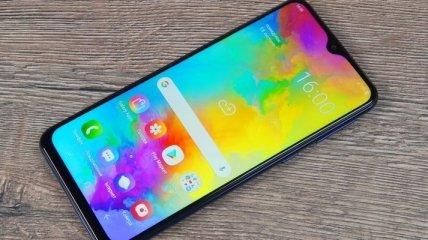 Samsung Galaxy M31 с бюджетной батареей представлен официально