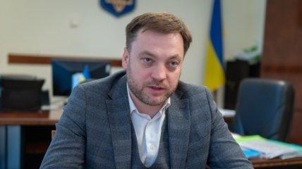 В Раду поступило представление о назначении Монастырского главой МВД