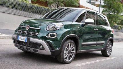 Производство компактвэна Fiat 500L прекращается