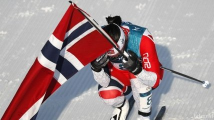 Бьорген выиграла марафон
