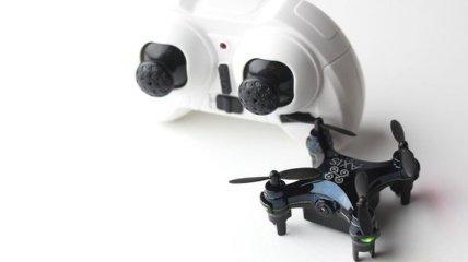 Axis Drones показала самый крохотный в мире дрон с камерой