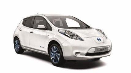 Концепт Nissan Leaf II покажут на автошоу в Токио