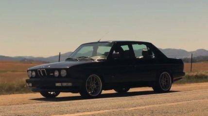 История одной BMW M5