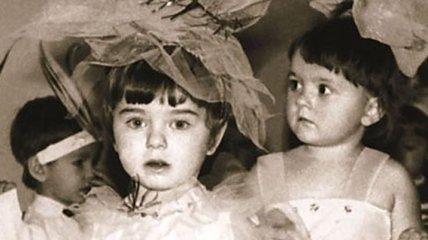 Детские фотографии Наташи Королевой