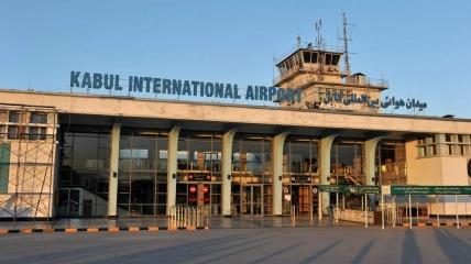 Международный аэропорт Кабула - воздушные врата эвакуации.