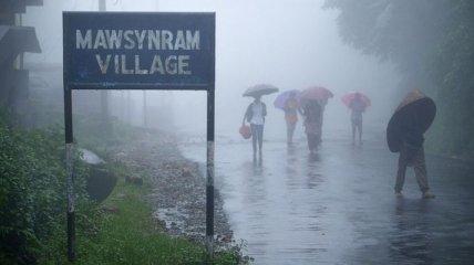 Мегхалая: самое влажное место на Земле (Фото)