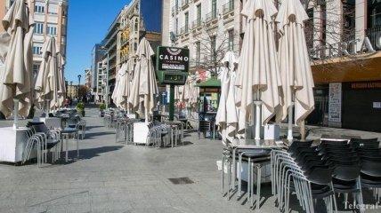 Эпидемия в Испании: за сутки число зараженных возросло на две тысячи
