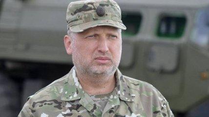 Турчинов: РФ хочет показать способность вести континентальную войну в Европе
