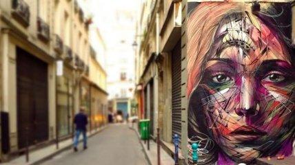 Удивительные рисунки украшают улицы и делают из них настоящее искусство (Фото)