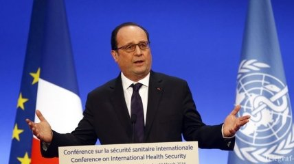 Олланд: Угроза терактов еще не исчезла