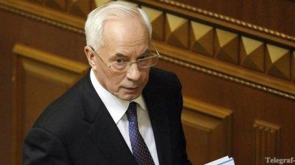 Азаров объяснил оппозиции, как нужно с ним вести диалог