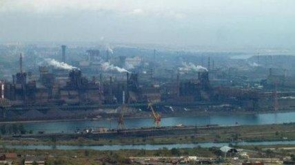 """На """"Азовстали"""" из-за отравления газом погибли два человека"""