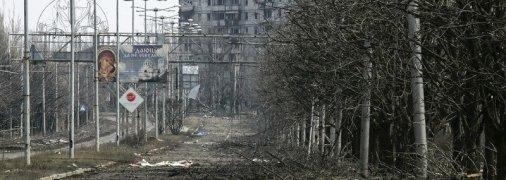 """Колись багатий Донецьк через роки в """"руському мірі"""" мало чим нагадує себе колишнього"""