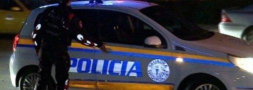 Албанская полиция.
