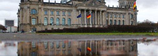 Будівля німецького парламенту