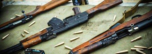 МВС після замаху на Шефіра перевіряє власників зброї з калібром 7.62х39