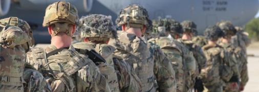 Збройні сили США
