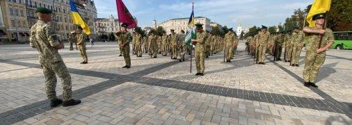 Репетиція параду в Києві