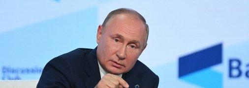 Путин прокомментировал преследование Медведчука: Его судят за политическую позицию и попытки стабилизировать ситуацию в Украине
